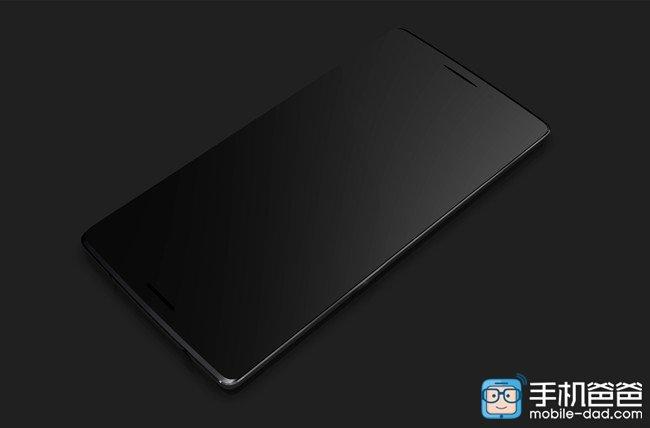 ภาพเรนเดอร์มือถือ OnePlus Mini มาพร้อมกล้องหลังสองตัว แฟลชคู่ และปุ่มสแกนลายนิ้วมือด้านหลัง