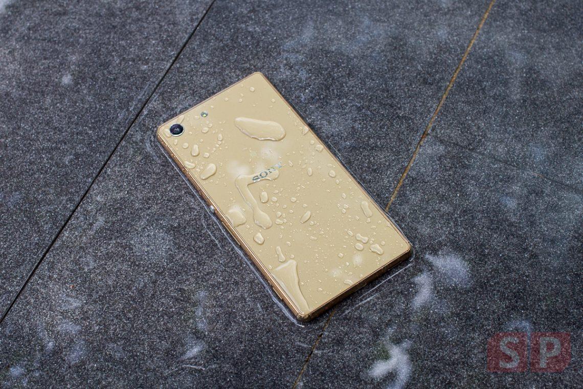 [Review] รีวิว Sony Xperia M5 สุดยอดมือถือกันน้ำที่คุ้มค่าที่สุด กับราคา 14,990 บาท