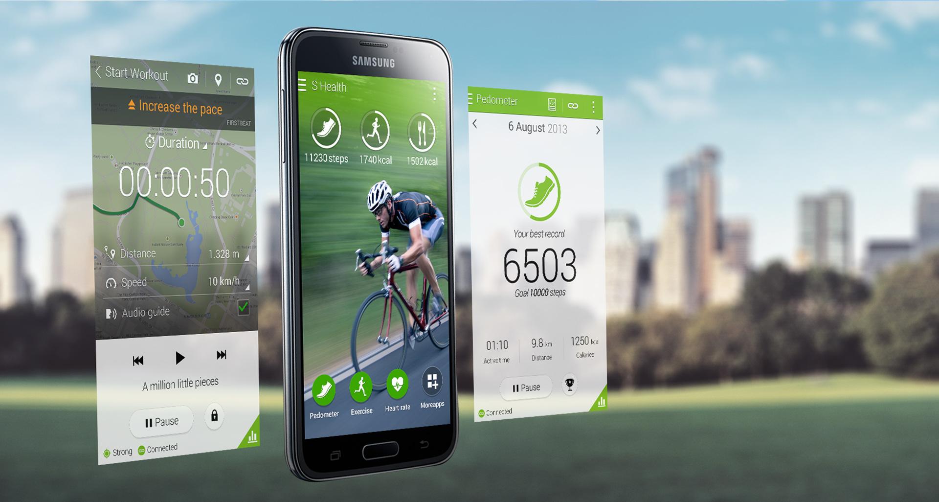 Samsung ใจดี เปิดให้มือถือยี่ห้ออื่น โหลดแอพฯ S Health ไปใช้ได้แล้วฟรีๆ