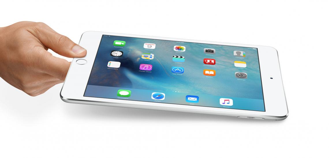 iPad Mini 4 เปิดตัวแบบเงียบมาก สเปคเท่า iPhone 6 ในราคาเท่า iPad Mini 3