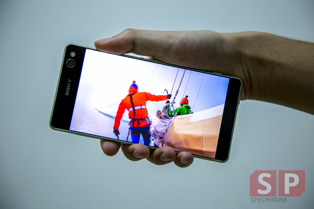 Sony Xperia C5 UltraIMG_9302