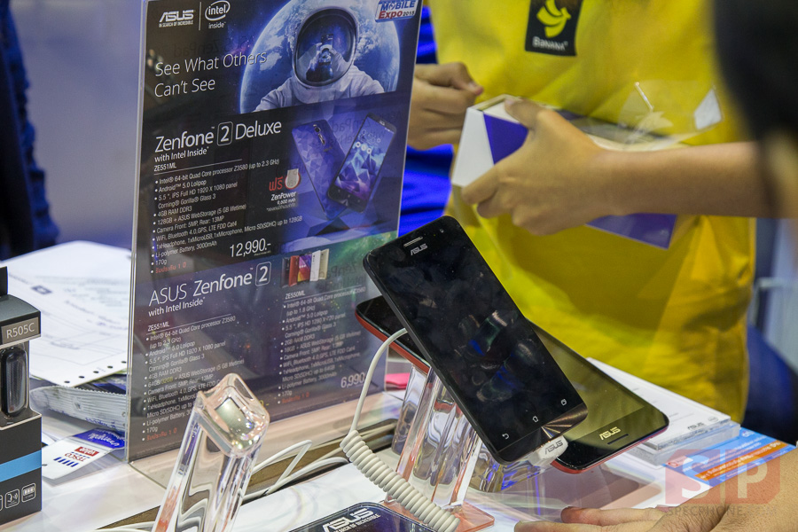 TME 2015 Booth ASUS Zenfone 2 SpecPhone 007