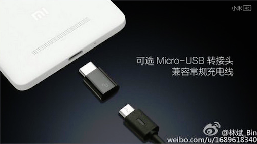 The-Xiaomi-Mi-4-will-work-with-both-a-Type-C-and-MicroUSB-plug