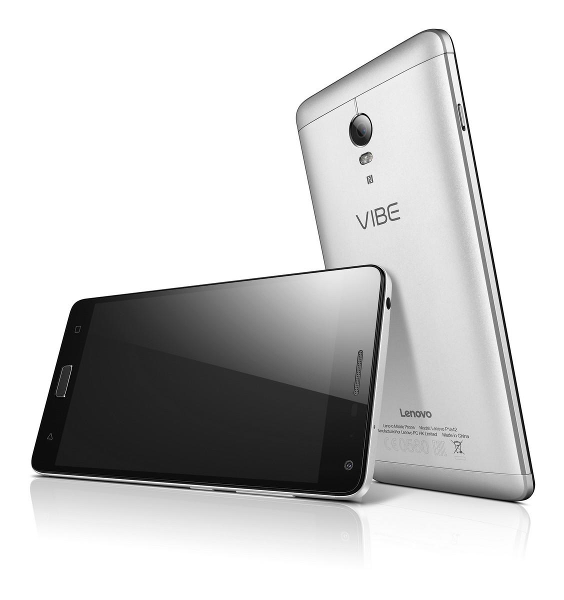 เปิดตัว Lenovo Vibe P1 และ P1m สมาร์ทโฟนแบตเตอรี่เยอะ 5000 mAh แต่บางแค่ 9.9 มม.