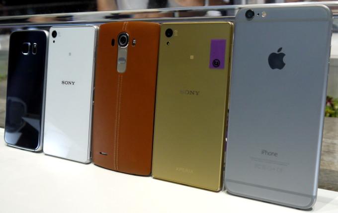 เปรียบเทียบภาพถ่าย Xperia Z5, Xperia Z3, Galaxy S6, LG G4 และ iPhone 6 Plus