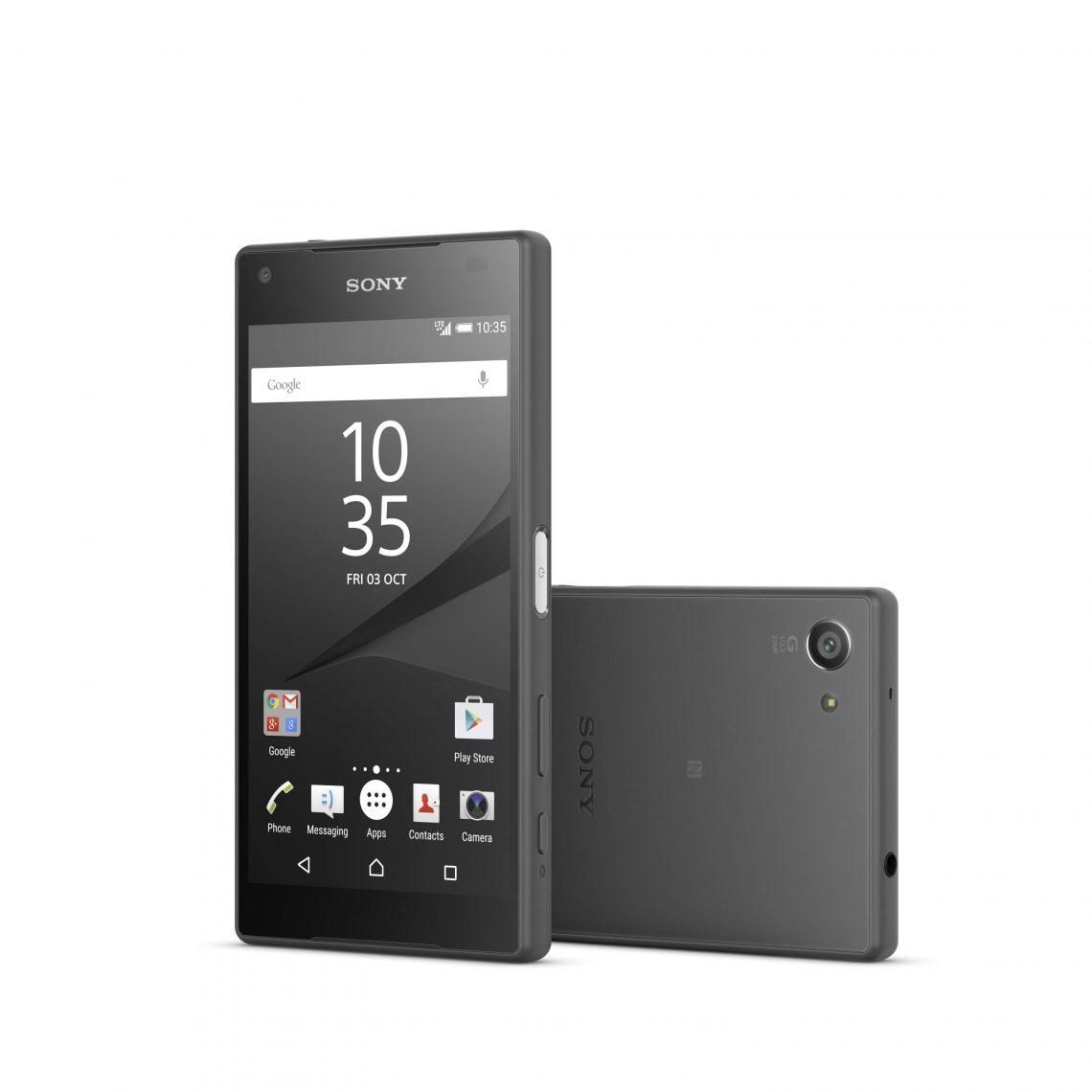 เปิดตัวแล้ว Sony Xperia Z5 และ Z5 Compact ที่มาพร้อมกล้อง 23 ล้านพิกเซล ตบท้ายด้วย Xperia Z5 Premium สมาร์ทโฟนจอ 4K เครื่องแรกของโลก