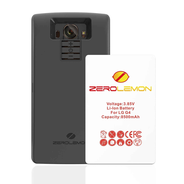 Zerolemon LG G4 battery pack 8500mAh 2
