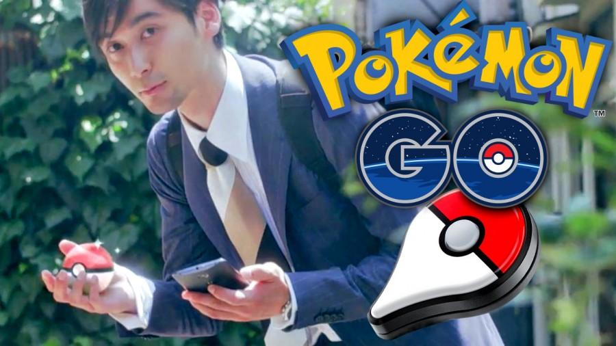 ความฝันในวัยเด็ก จะเป็นจริงแล้ว ออกไปจับ Pokemon กันเถอะ
