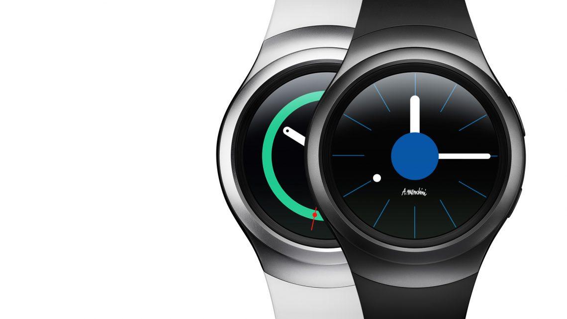 เปิดตัวแล้ว Samsung Gear S2 สมาร์ทวอทช์ หน้าปัดกลม รองรับ 3G ใช้ระบบปฏิบัติการ Tizen OS