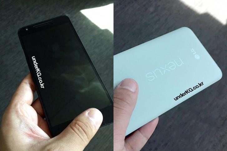 หลุดภาพ LG Nexus 5 สีใหม่ เขียวมิ้น?