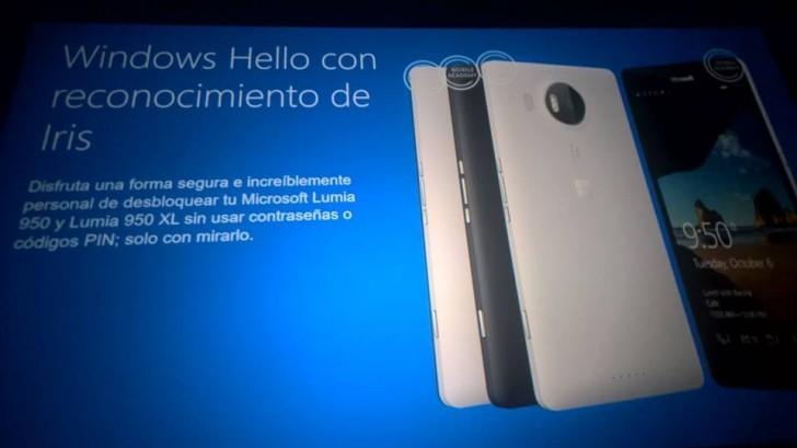 หลุดภาพสไลด์ก่อนงานเปิดตัว Microsoft Lumia 950, Lumia 950 XL และ Lumia 550 เผยให้เห็นรายละเอียดกันแบบเต็มๆ