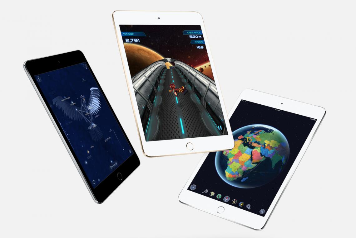 เผยผลการทดสอบ iPad Mini 4 ทำได้ดีกว่า iPhone 6 ซะอีก!!
