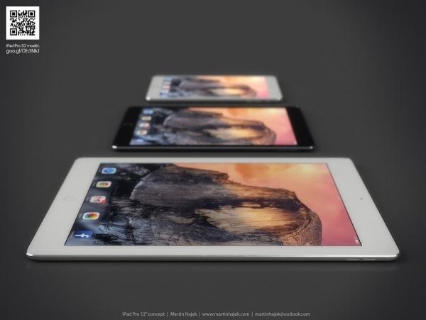 หรือว่า iPad Pro จะถูกเปิดตัวในงานของ Apple ในสัปดาห์หน้าที่จะถึงนี้