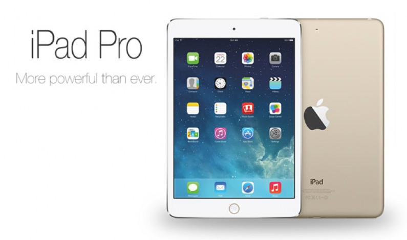 เค้ามาแน่!! เผยราคา Apple iPad Pro 12.9 นิ้ว เพิ่มเงินอีกนิดก็ได้ Macbook Pro แล้ว