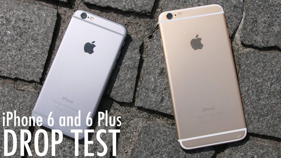 มาอีกแล้วการทดสอบแบบสุดขั้วของ iPhone 6s และ 6s Plus ดูกันไปยาวๆ ทั้งแช่น้ำ Drop Test ปิดท้ายด้วย Bend Test