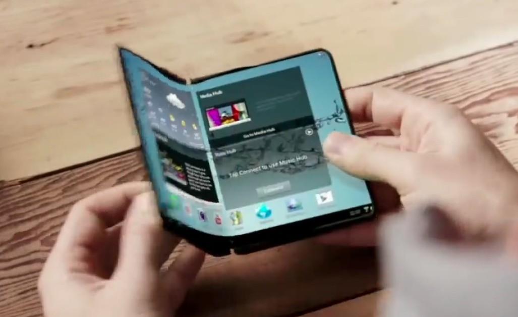 Samsung เตรียมปล่อยไม้เด็ด กระจก Turtle Glass และหน้าจอแบบพับได้