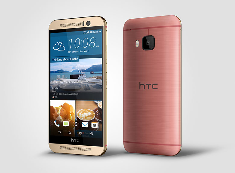 one-m9-pink-gold