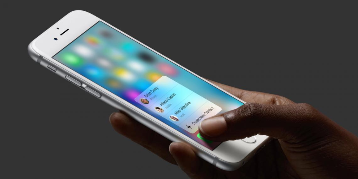 ยืนยันแล้วฟิล์มกันรอย และกระจกกันรอยเกือบทุกรุ่นสามารถทำงานร่วมกับระบบ 3D Touch บน iPhone 6s ได้