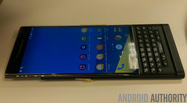 หลุดภาพตัวเป็นๆของ BlackBerry Venice งานนี้ย้ายมาใช้ Android เต็มตัวแล้ว