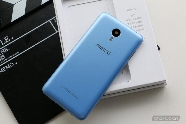หลุดสมาร์ทโฟนบอดี้โลหะตัวใหม่จากทาง Meizu กับซีรี่ย์ Blue Charm คาดเปิดตัวเร็วๆนี้