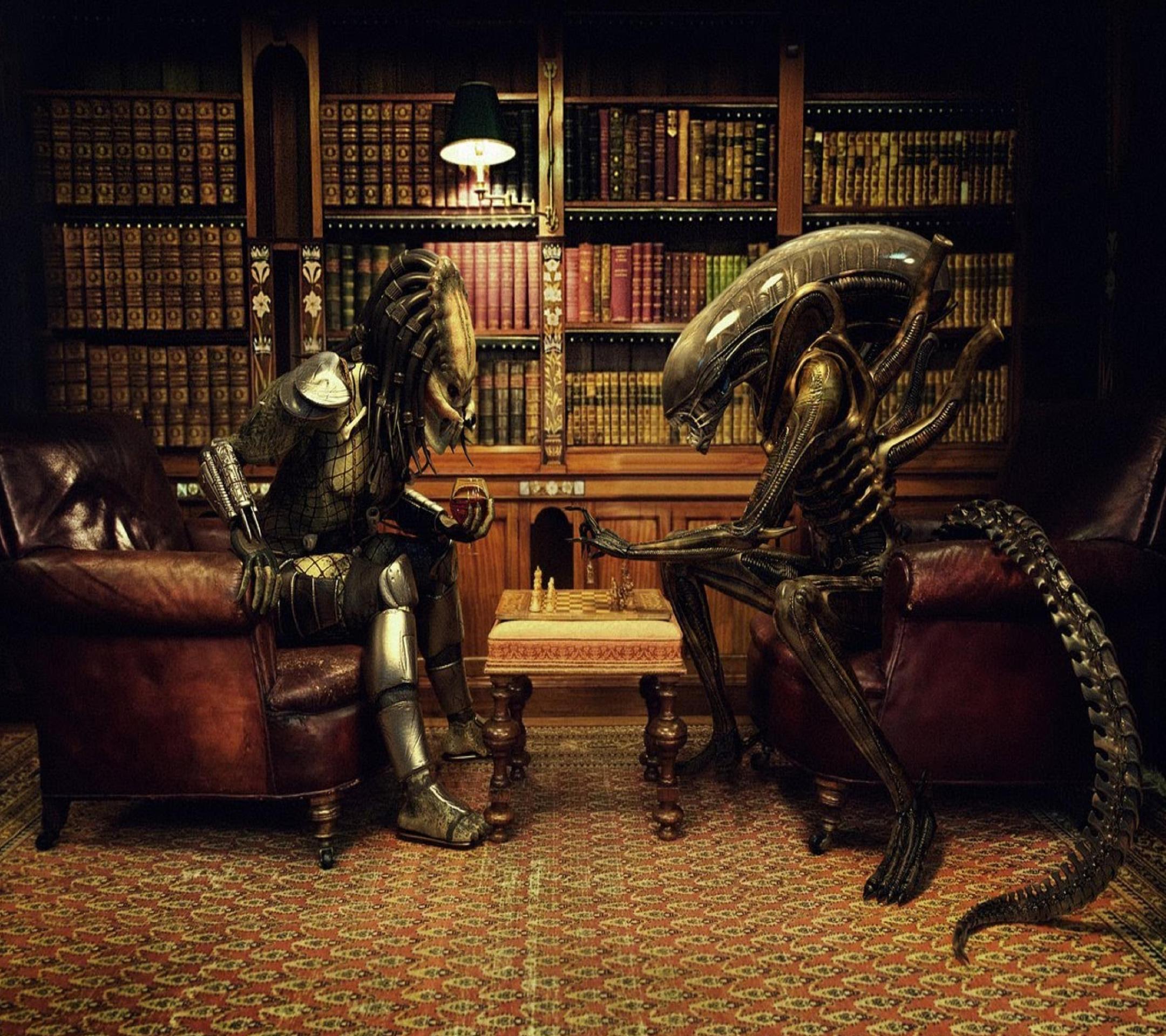 Alien vs Predator wallpaper 10701328
