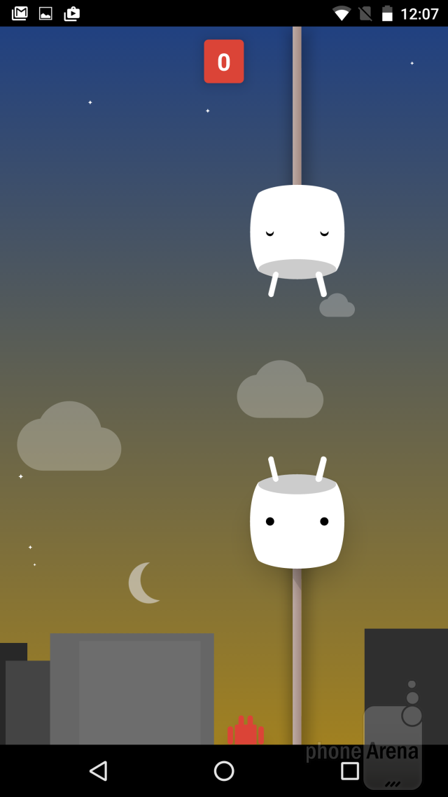 Android 6.0 Marshmallow Easter egg5
