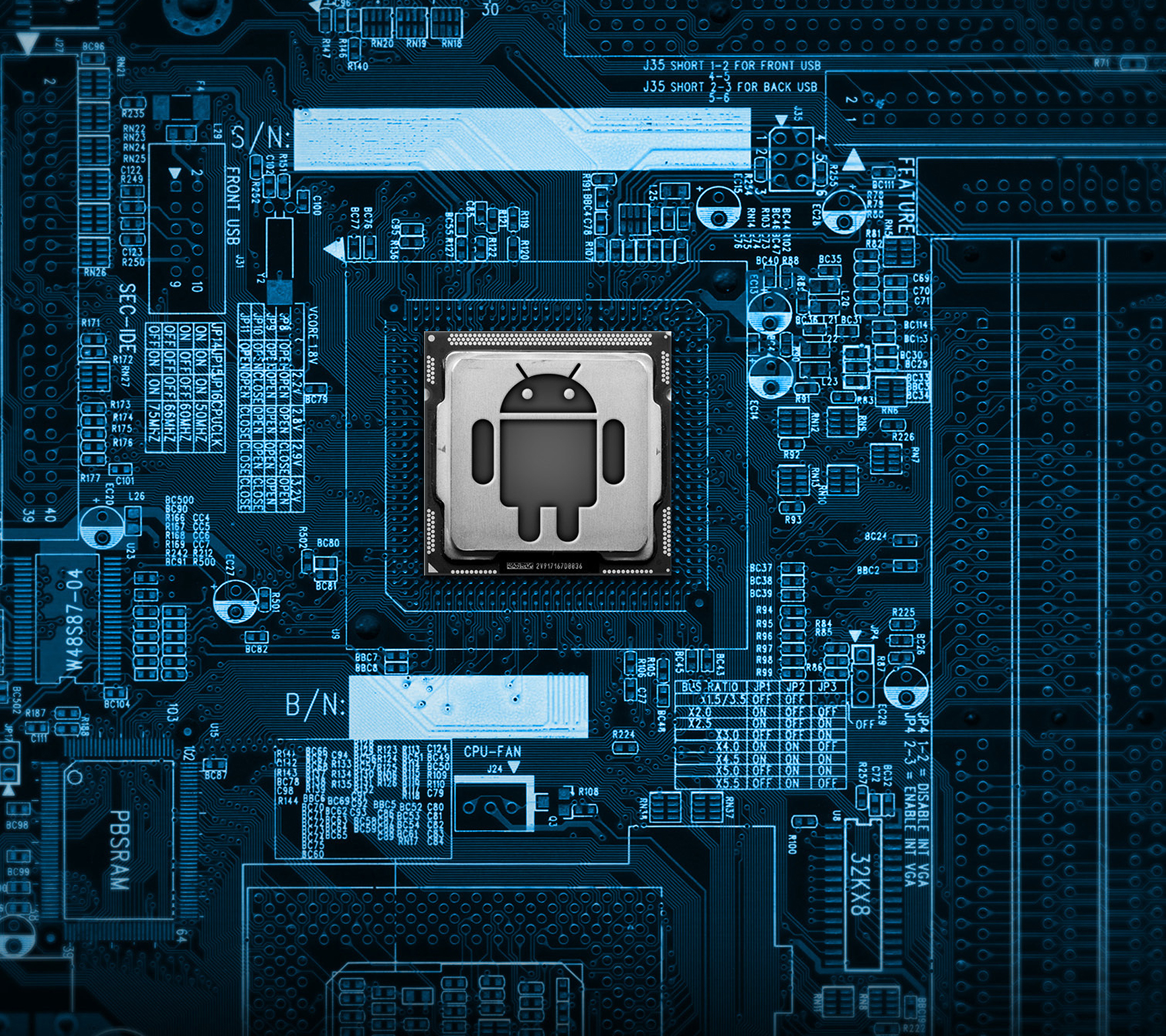 Android CPU wallpaper 10652574