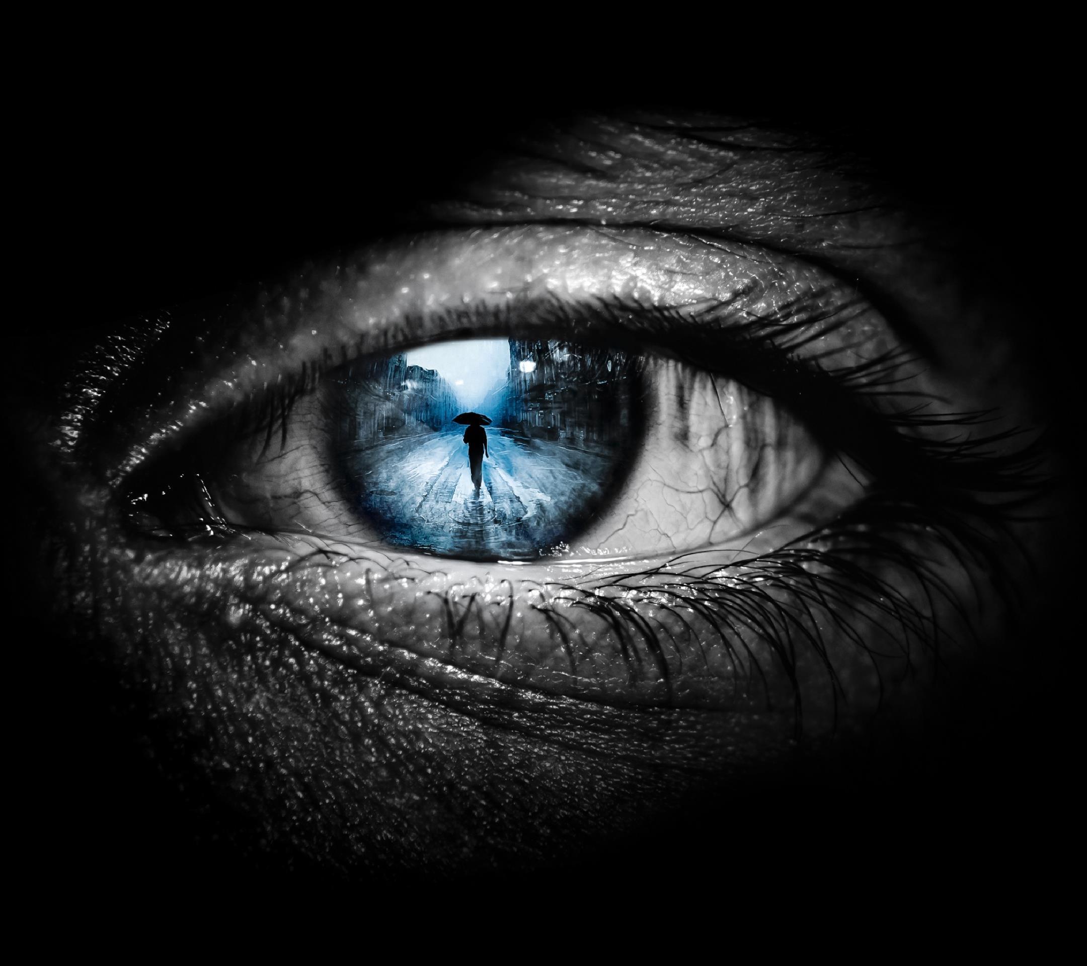Blue Eye wallpaper 10522955