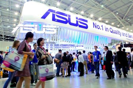 Asus ขึ้นเป็นแบรนด์อันดับ 1 ในไต้หวันแล้ว!!