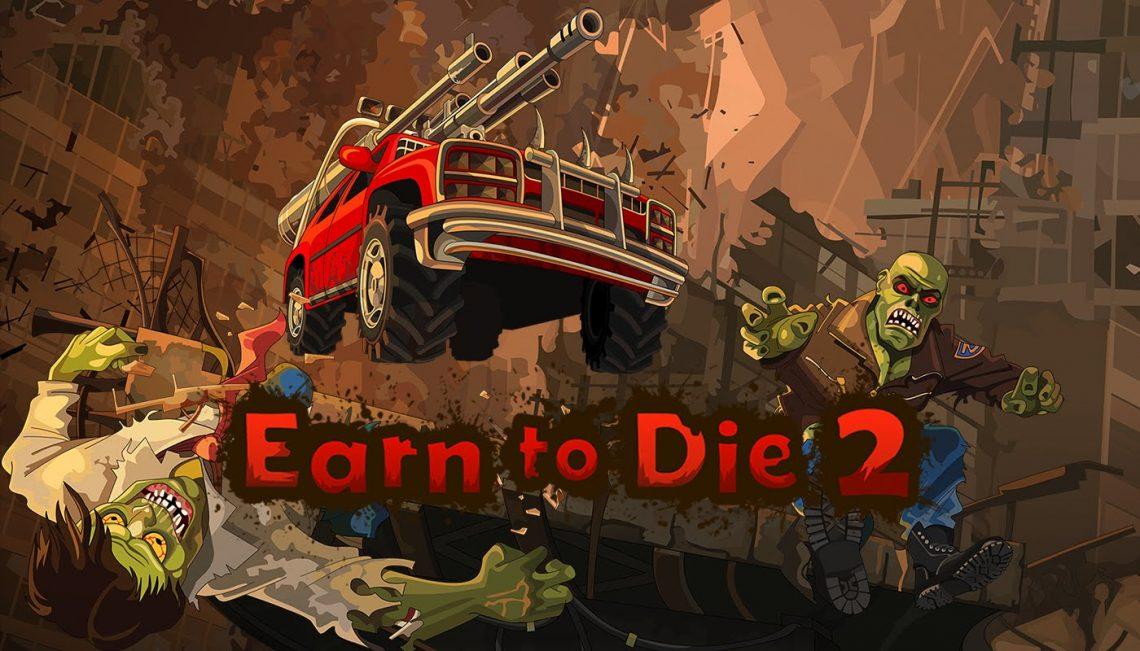 [18+] Earn To Die 2 เกมขับรถฝ่าฝูงซอมบี้สุดเถื่อนบนAndroid และ iOS