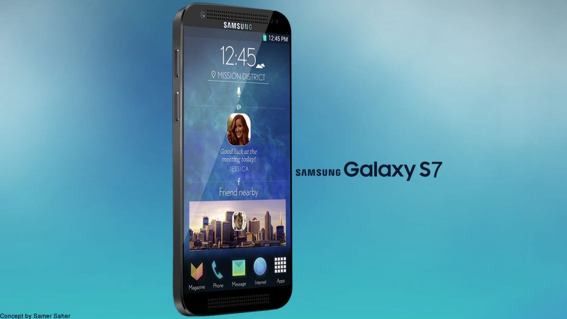 Galaxy S7 จะใช้วัสดุตัวเครื่อง ที่ทนทานกว่าอลูมิเนียม เกรด 7000 บน iPhone 6s