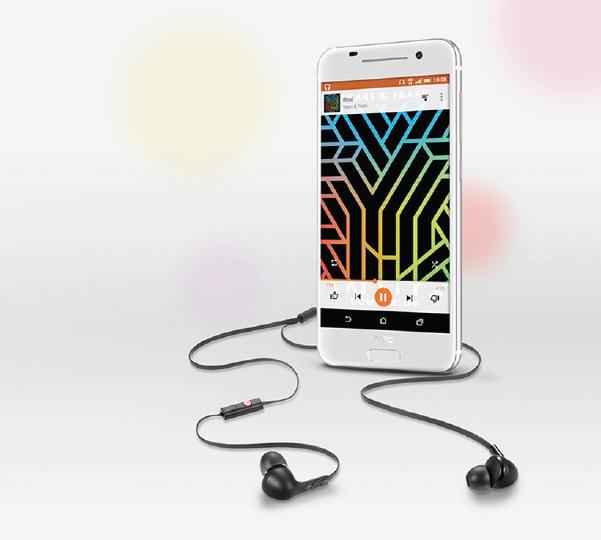 High-resolution-audio-support