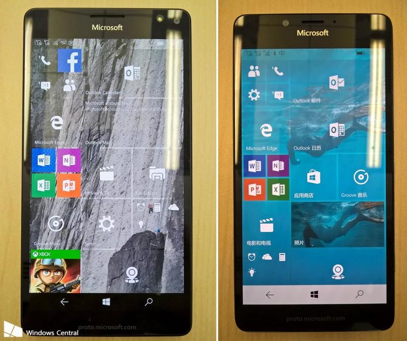 หลุดภาพใหม่ Lumia 950 และ 950 XL มาพร้อม Triple LED Flash และระบบ 2 ซิม งานนี้ภาพชัด ไม่ต้องเดากันอีกต่อไป