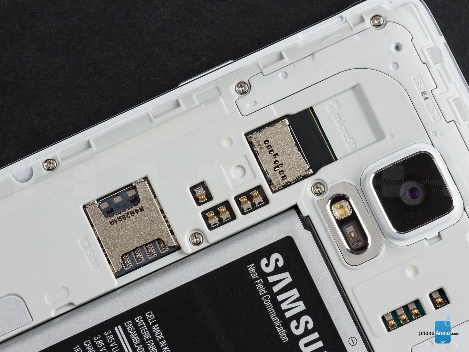 Nexus 2Storage-variants
