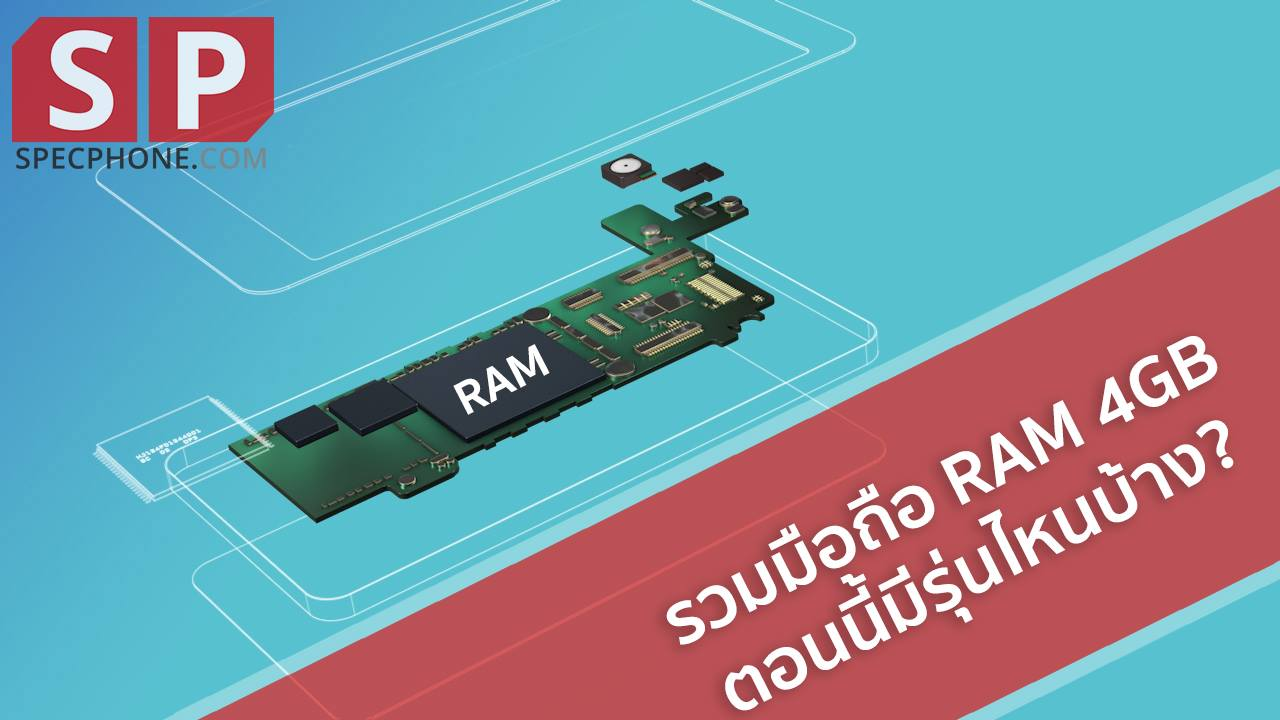 Recommended Smartphone Ram 4 GB