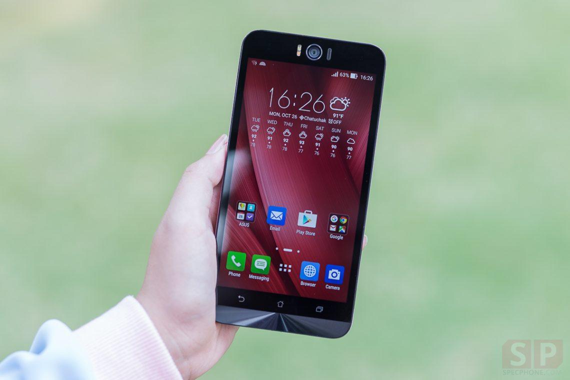 [Review] รีวิว ASUS Zenfone Selfie มือถือสุดคุ้ม Ram 3 GB กล้อง 13 ล้าน ในราคา 8,990 บาท