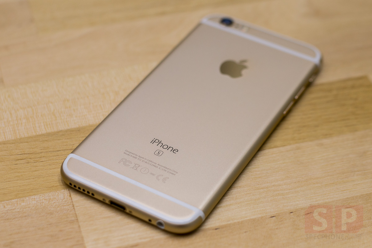 Review Apple iPhone 6s 3D Touch SpecPhone 002