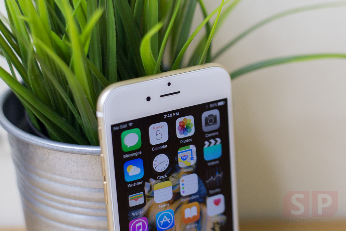 Review Apple iPhone 6s 3D Touch SpecPhone 012