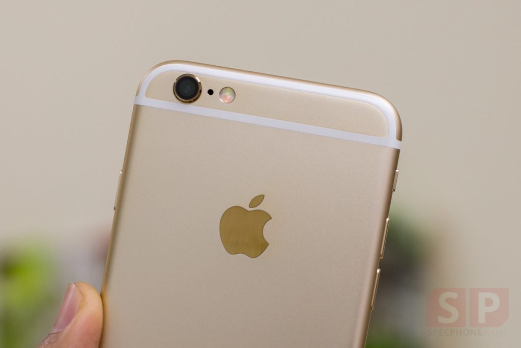 Review Apple iPhone 6s 3D Touch SpecPhone 017