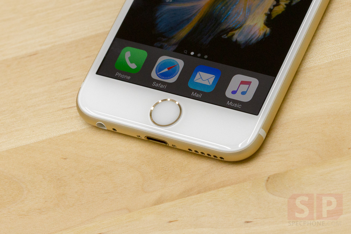 Review Apple iPhone 6s 3D Touch SpecPhone 023
