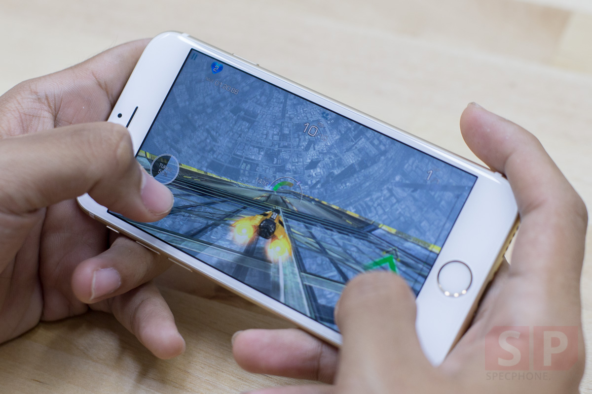 Review Apple iPhone 6s 3D Touch SpecPhone 035