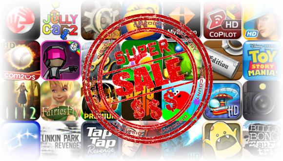 Google Play ลดราคาเกมเพิ่มอีก 12 เกมแล้ว!!