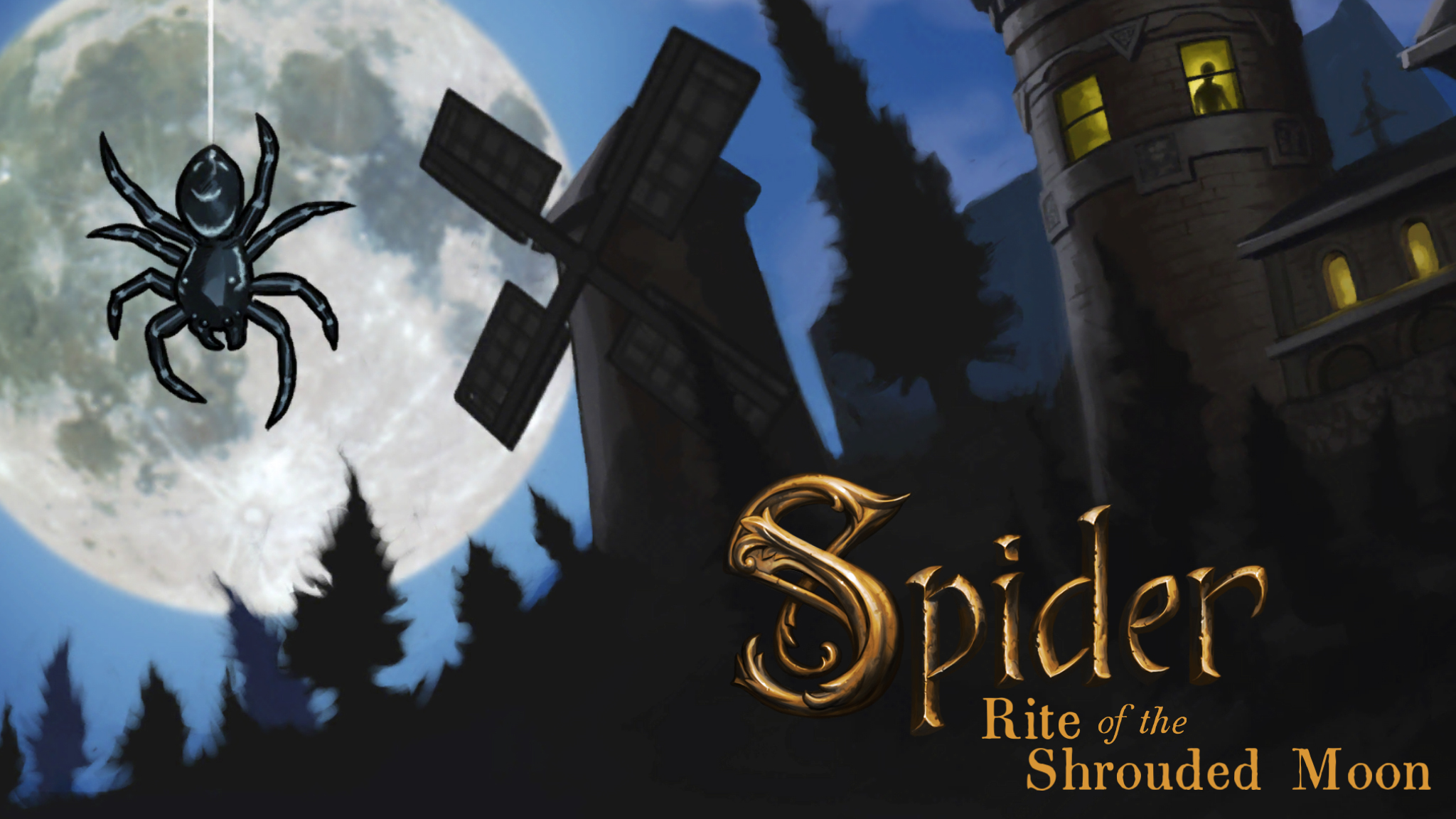 Spider Rite of Shrouded Moon