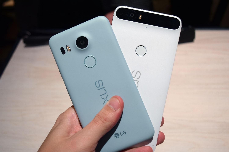 9 ความแตกต่าง ระหว่าง Google Nexus 5X และ Nexus 6P