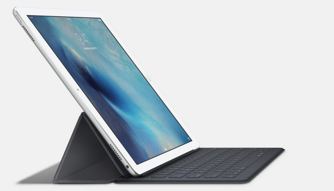 iPad Pro ผ่านการรับรองของ FCC แล้ว คาดออกสู่ตลาดพฤศจิกายนนี้