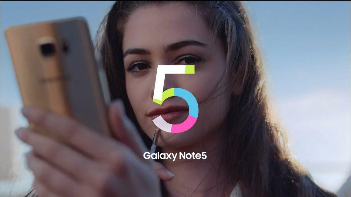 ข่าวลือมาอีกแล้ว!! Samsung Galaxy Note 5 จะวางจำหน่ายในยุโรปต้นปี 2016