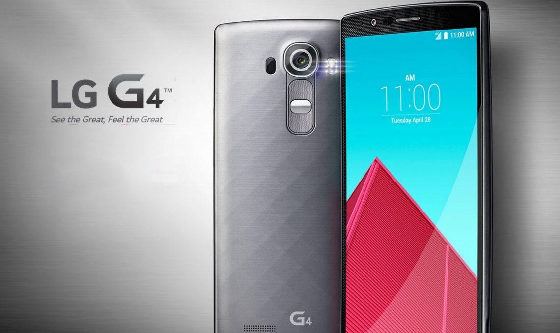 LG G4 จะได้รับการอัพเดท Android 6.0 แล้วในสัปดาห์หน้า!!