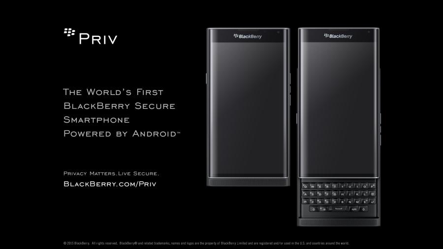โฆษณาBlackberry Priv ชี้!!มนุษย์เราใช้ชีวิตอยู่ในสมาร์ทโฟน