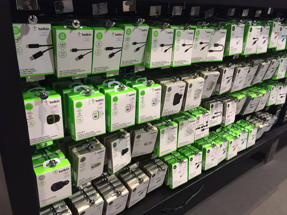 [Commart 2015] ไม่ได้มีแค่อุปกรณ์คอมนะ อุปกรณ์เสริมมือถือก็มีนะ