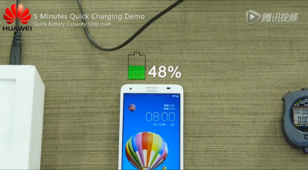 ไปดูกัน!! Huawei โชว์เจ๋งกับเทคโนโลยีชาร์จแบตเตอรี่แบบใหม่!!